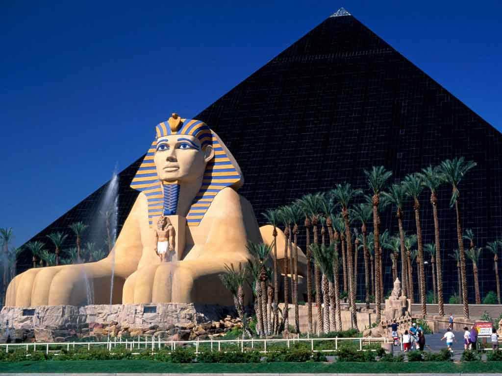 Hotel Luxor: A Pirâmide Cassino de Las Vegas