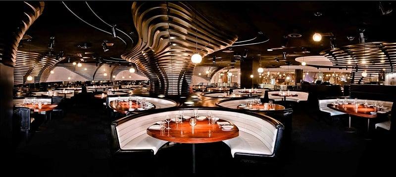 Restaurante STK Steakhouse em Las Vegas