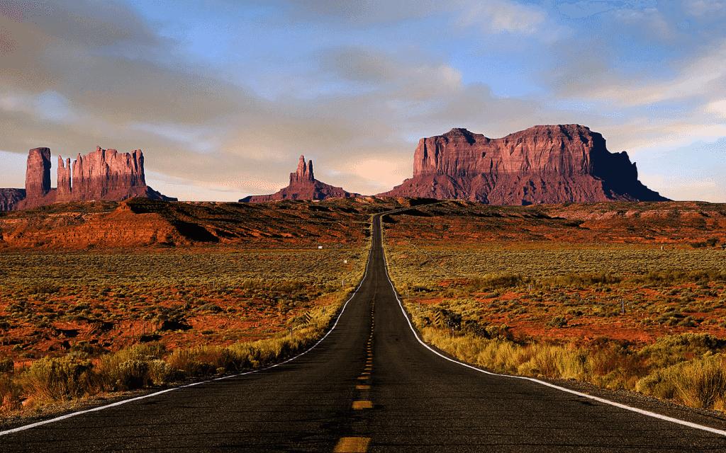 Viagem de carro de Las Vegas até Grand Canyon