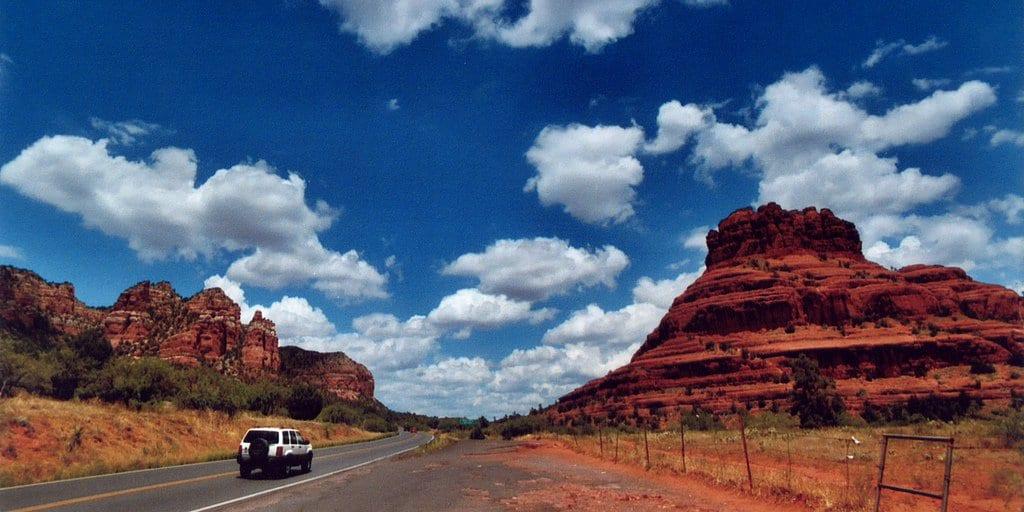 Região West do Grand Canyon