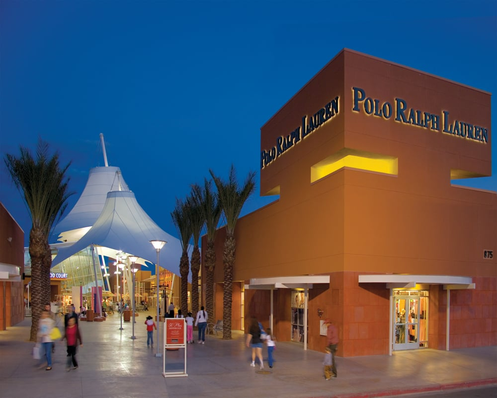 Como é o outlet Premium North em Las Vegas