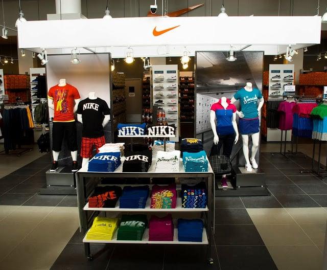 Lojas da Nike em Las Vegas