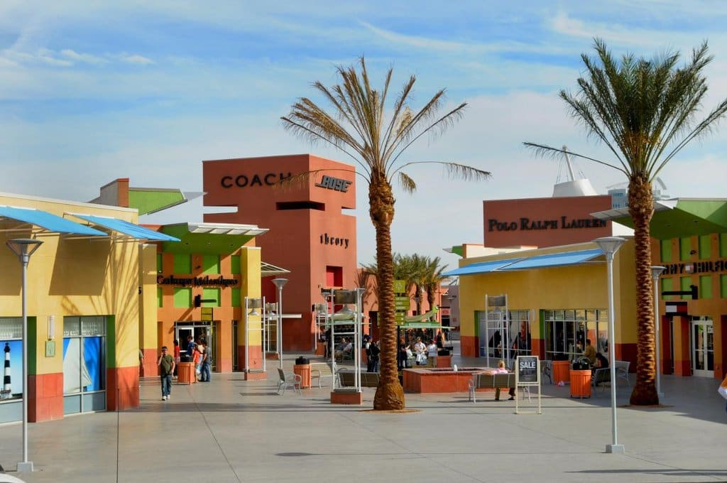 Outlet Premium North em Las Vegas