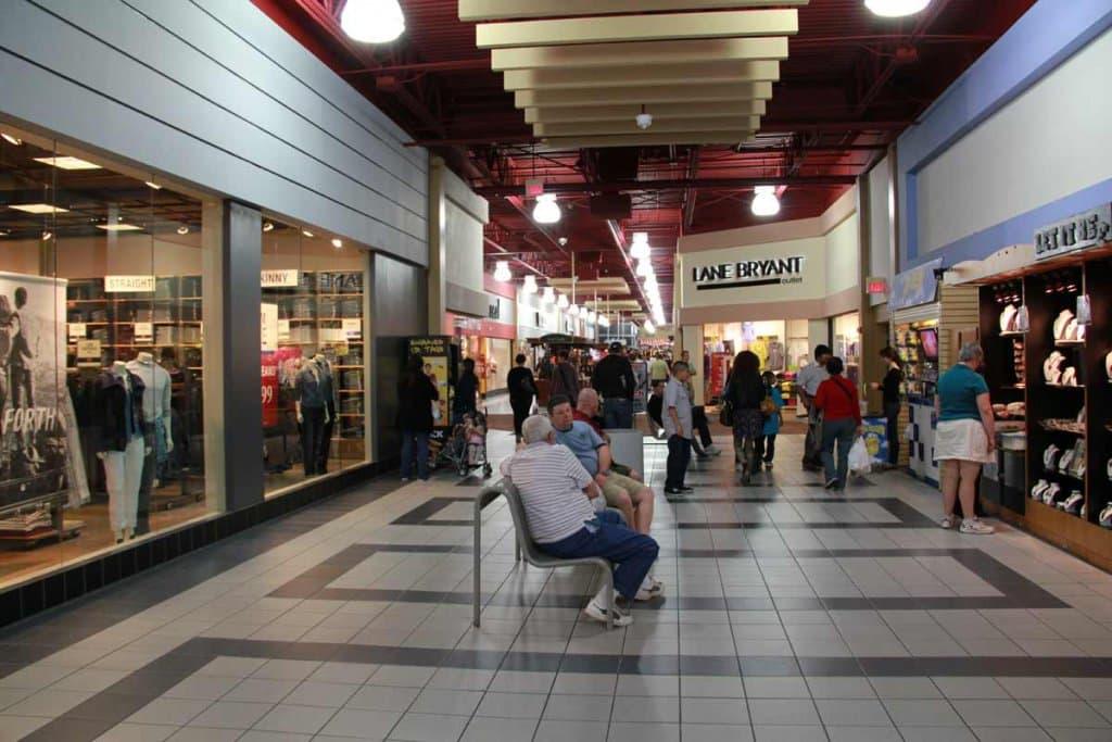 Lojas do Outlet Premium South