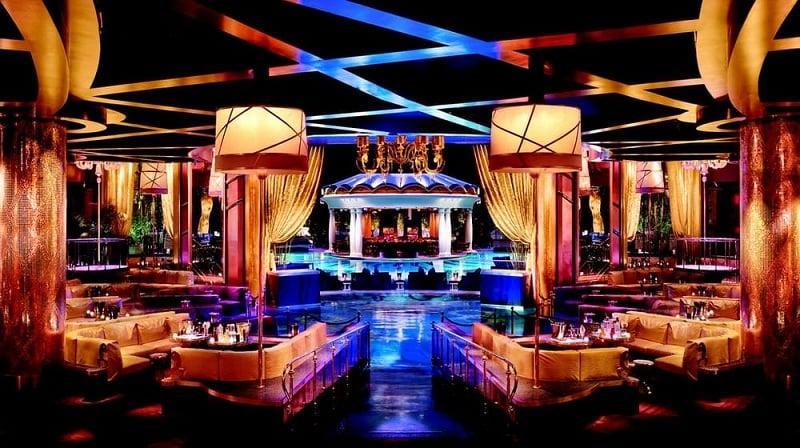 Sobre a balada XS Nightclub em Las Vegas