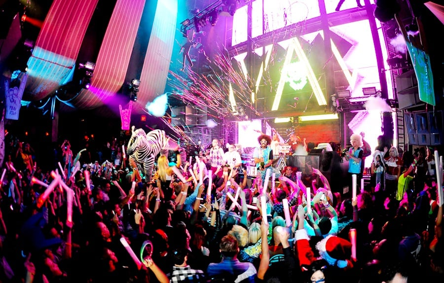 Informações sobre a balada Marquee NightClub em Las Vegas