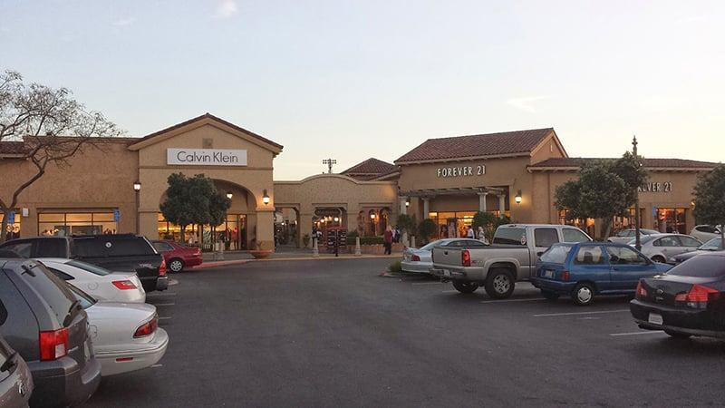 Lojas Michael Kors em outlets em Las Vegas