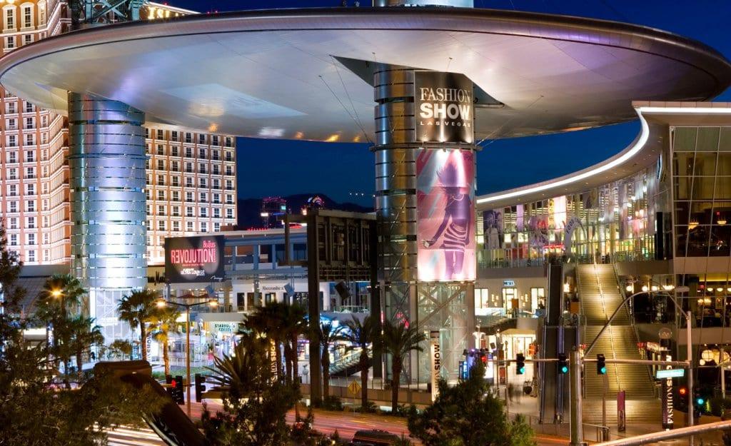 Shopping Fashion Show Las Vegas
