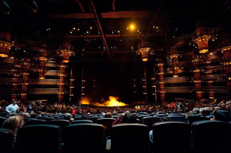 Sobre o show KÀ do Cirque du Soleil em Las Vegas