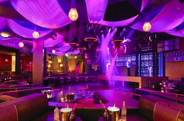 Sobre a balada Marquee NightClub em Las Vegas