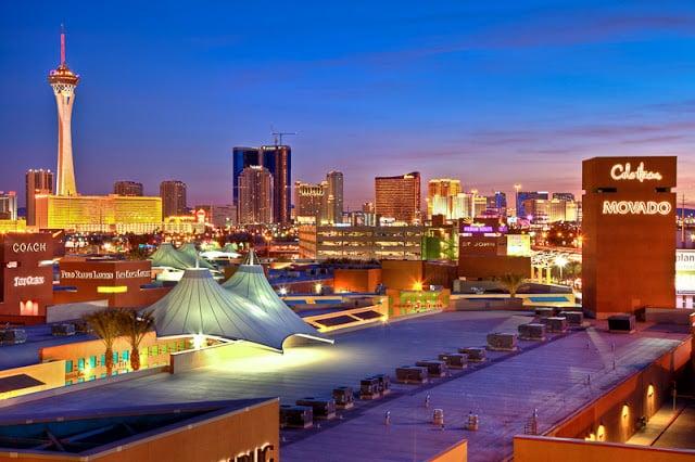 Melhores Shoppings e Outlets em Las Vegas