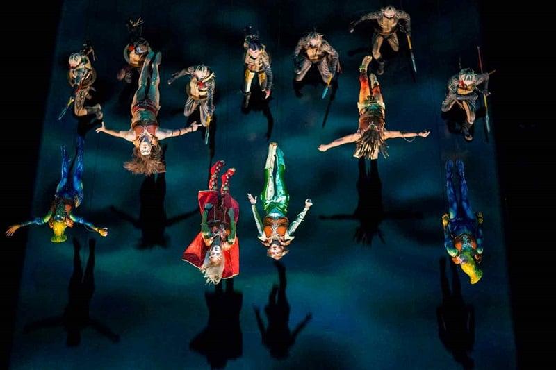 Ingressos e horários do show KÀ do Cirque du Soleil em Las Vegas