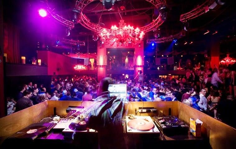 Sobre a balada TAO Nightclub em Las Vegas