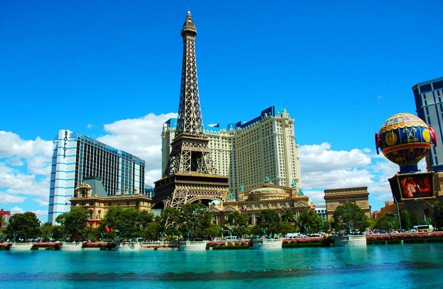 Torre Eiffel de Las Vegas