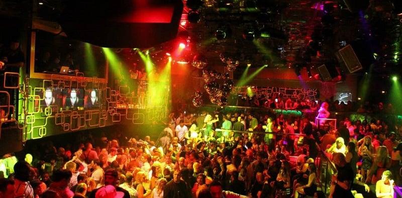 Informações sobre a balada The Bank Nightclub em Las Vegas
