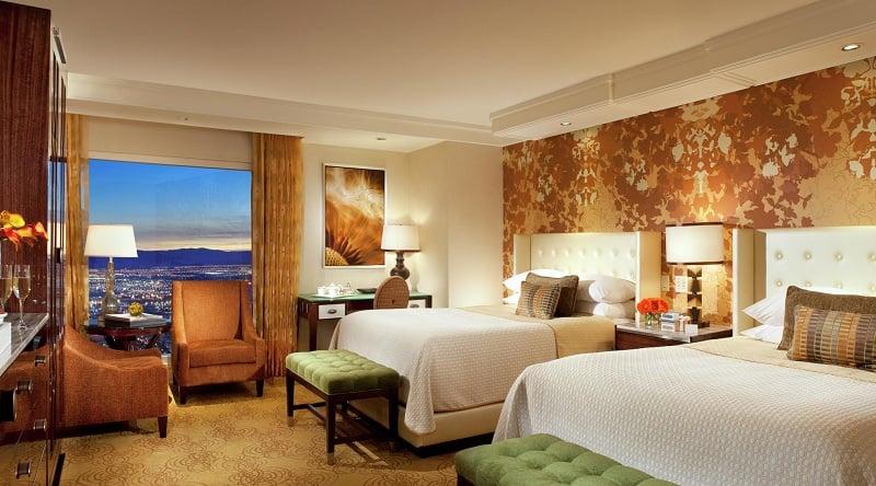 Como é o Hotel Cassino Bellagio em Las Vegas