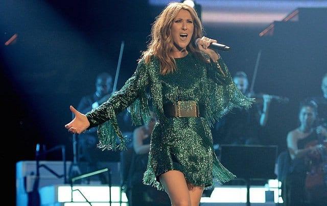 Show da Celine Dion no Colosseum de Las Vegas