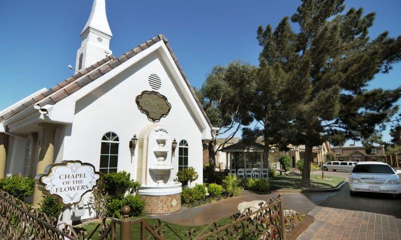 Chapel of the Flowers: Igreja em Las Vegas