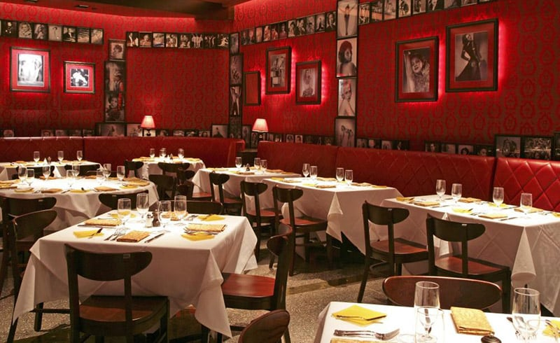 Restaurante Planet Hollywood em Las Vegas