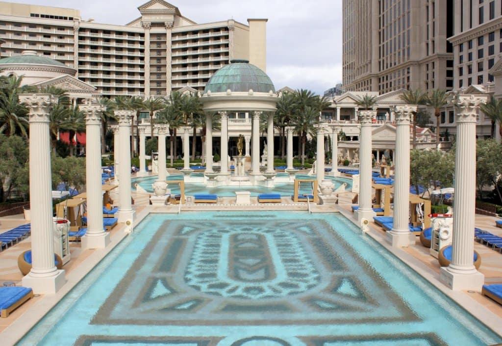 Hotel Caesars Palace em Las Vegas