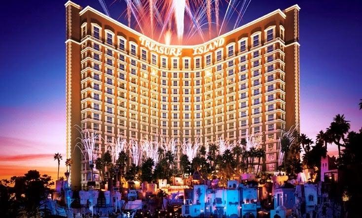 Treasure Island Las Vegas Hotel