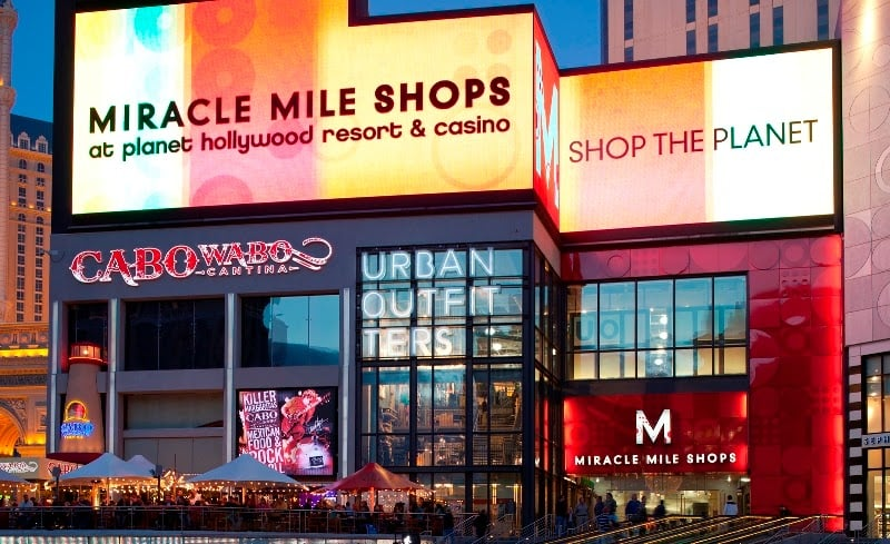 Miracle Miles Shops Las Vegas