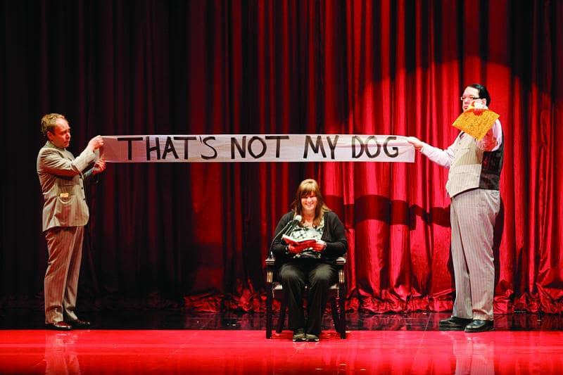 Show Penn & Teller no Hotel Rio All Suite em Las Vegas