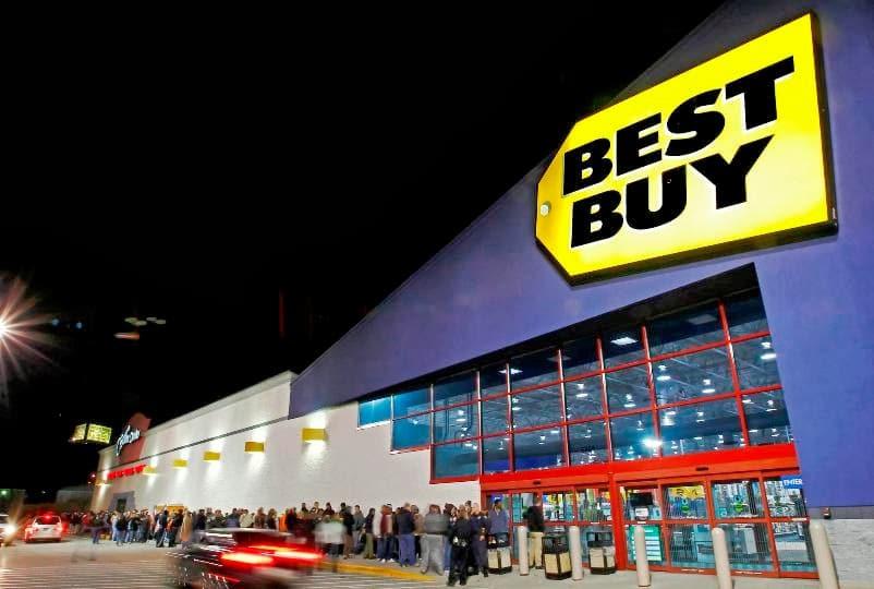 Loja de eletrônico Best Buy em Las Vegas