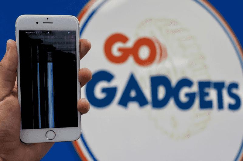 Loja Go Gadgets em Las Vegas