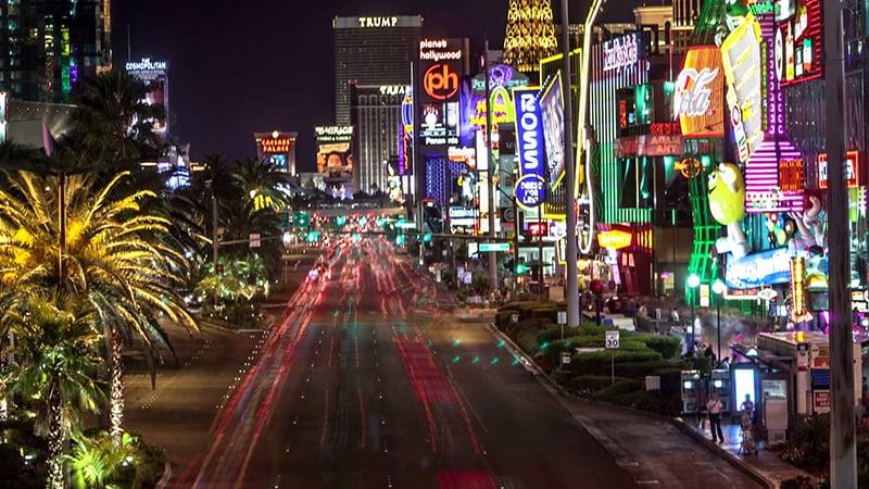 Como são aplicadas as multas em Las Vegas
