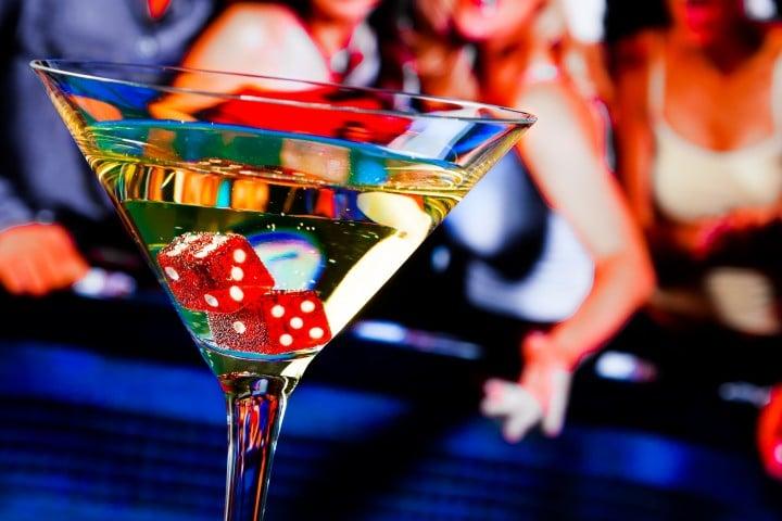 Bebidas alcoólicas em Las Vegas