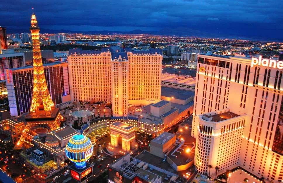 Melhor época para viajar pra Las Vegas