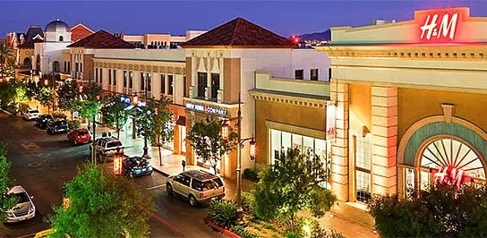 Town Square Compras Las Vegas