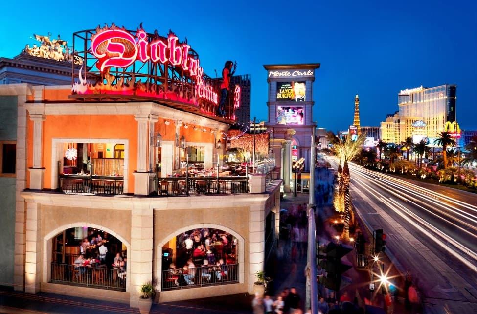 Diablo's Cantina em Las Vegas