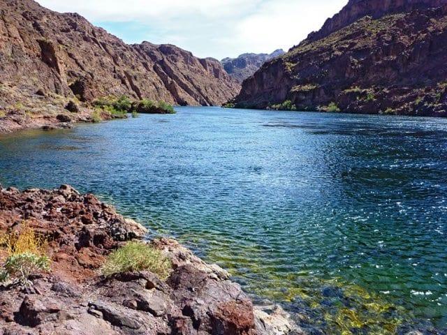 Cruzeiro pelo Lago Mead em Las Vegas
