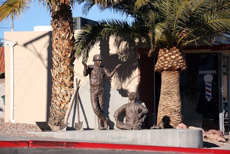 Dicas de Las Vegas: Esculturas Boulder City