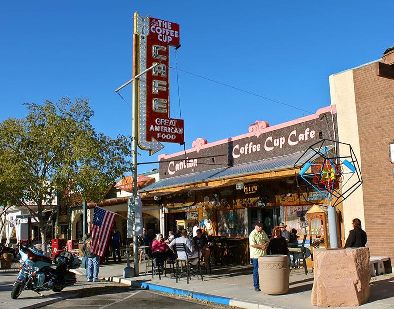 Dicas de Las Vegas: World Famous Coffe Cup