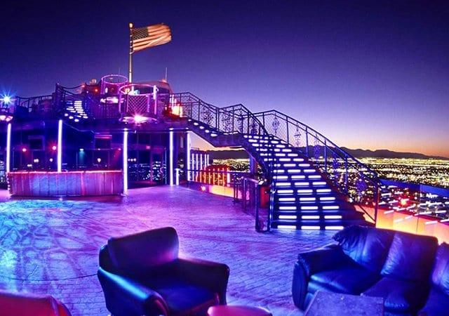 Bar Mix Lounge em Las Vegas