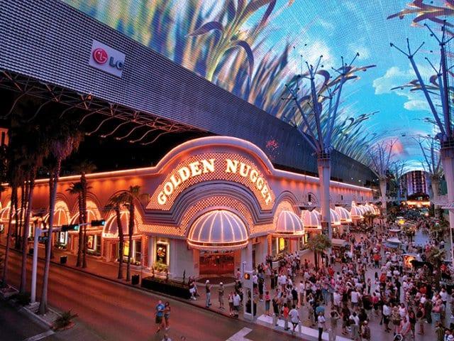Bar Gold Diggers em Las Vegas