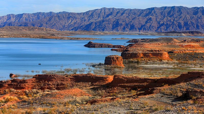 Dicas de Las Vegas: Lake Mead National Recreation Area