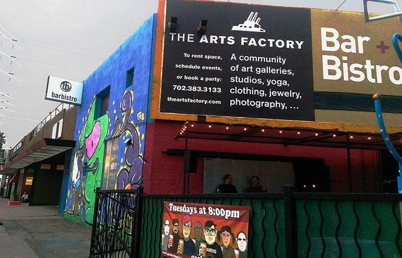 The Arts Factory em Las Vegas