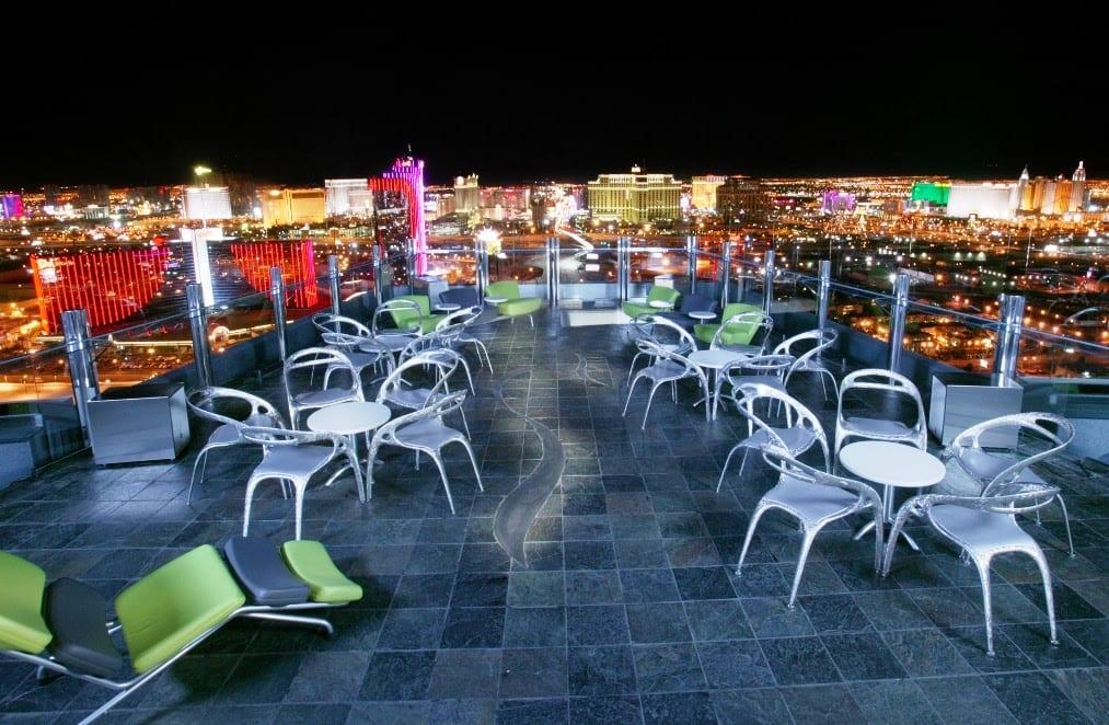 Ghostbar em Las Vegas
