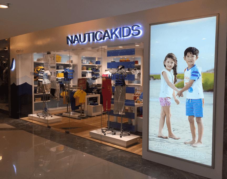 Lojas de roupas infantis em Las Vegas