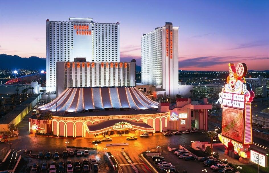 Hotel Cassino Circus Circus em Las Vegas