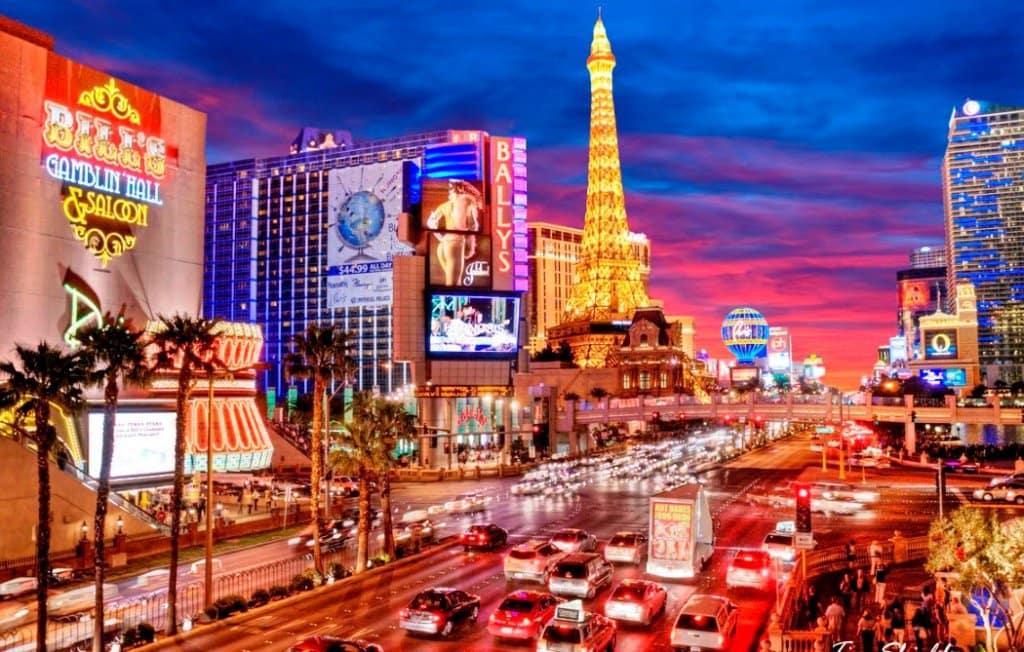 Onde ficar em Las Vegas Strip