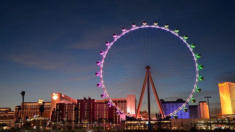 Dicas de Las Vegas: High Roller