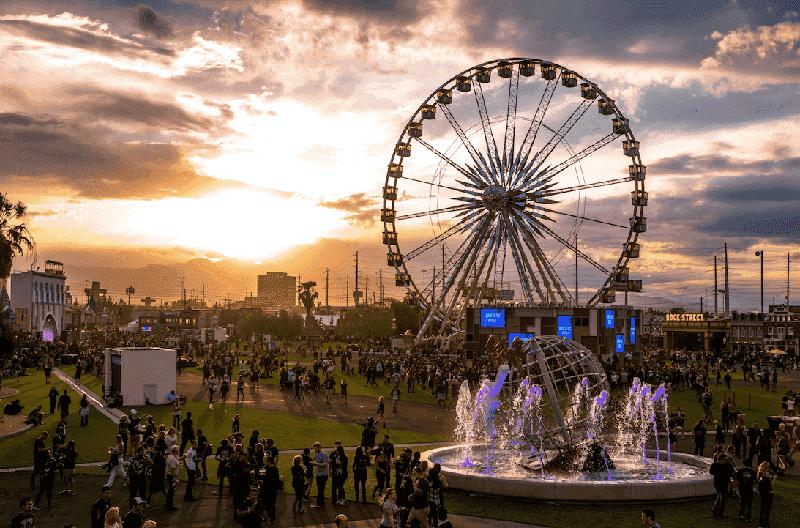 Dicas de Las Vegas: A construção da cidade do Rock