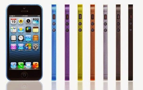 iPhone 5c e 5s em Las Vegas