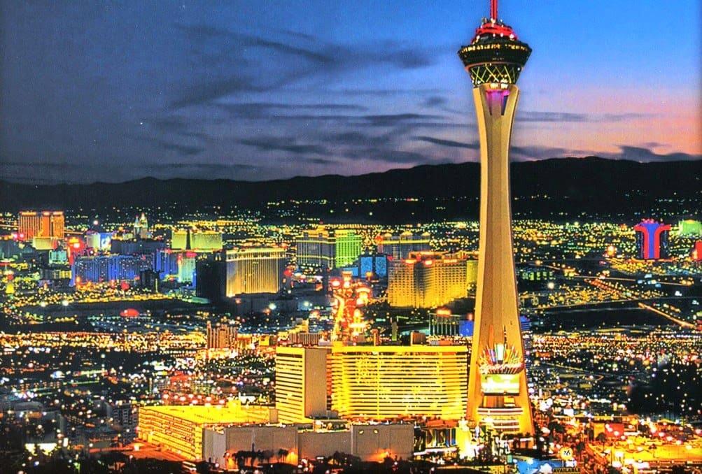 Stratosphere Las Vegas Ponto Turistico