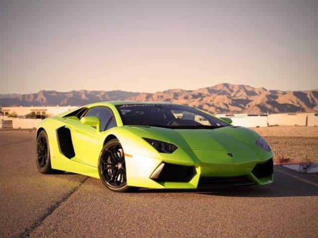 Tour de carro de luxo por Las Vegas